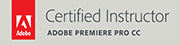Adobe certified instructor Premiere Pro CC